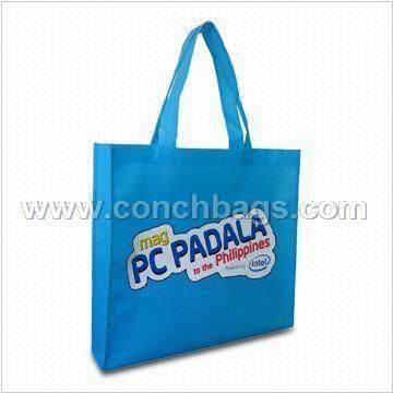 Fashionable Nonwoven Bags with Printed Design