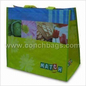 Nonwoven PP Shopping Bag with Matte Lamination