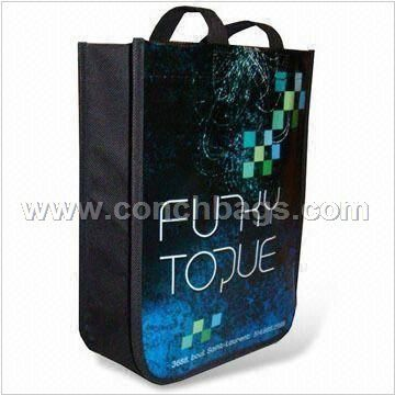 Shopping Bag, Made of PP Woven Fabric