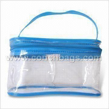 PVC Cosmetic Bag, Ideal for Gifts