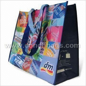 Recycle PET Bag with OPP Lamination