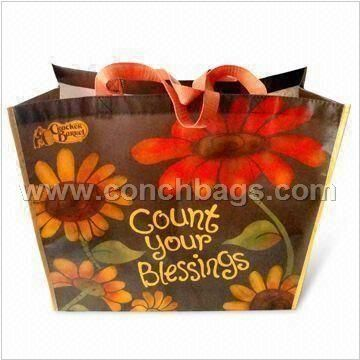 Nonwoven Shopping Bag with Fashionable Design