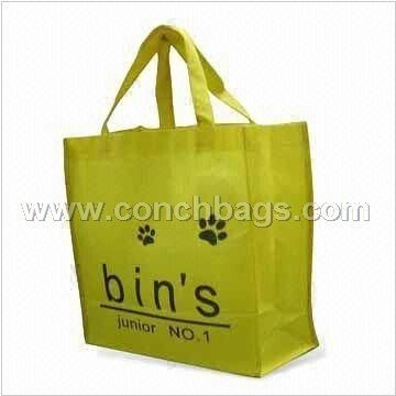 Non-woven Shopping Bag with Silkscreen Print
