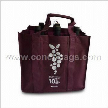 Wine Bag for Six Bottles
