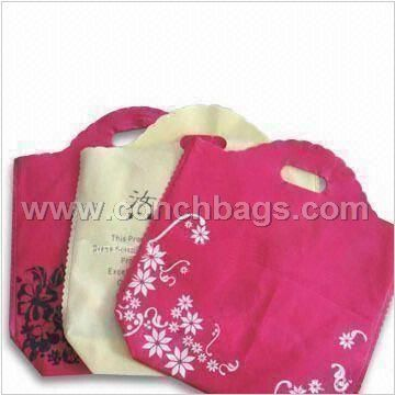 Promotional Gift Bags with Die-cut Handle