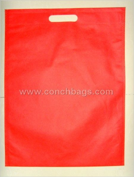 Ultrasonic nonwoven bag