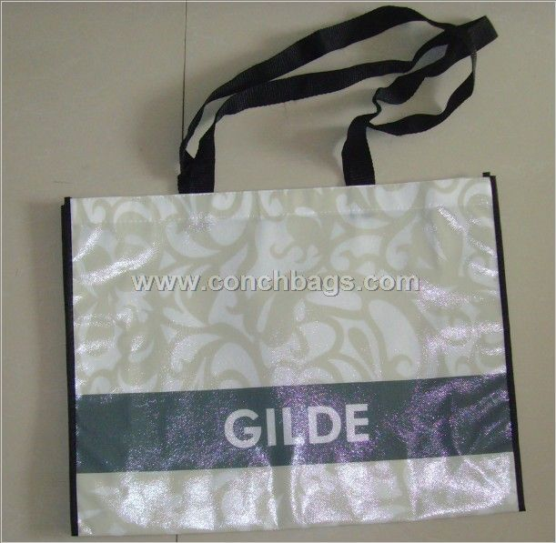 nonwoven laminated bag
