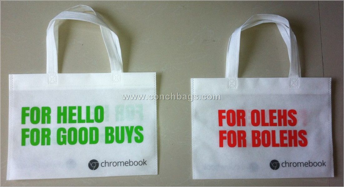 Nonwoven PP Shopping Bag