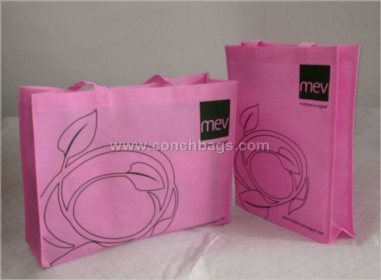 double sewing all sides of non woven bags